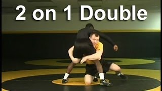 Wrestling Moves KOLAT.COM 2 on 1 Double