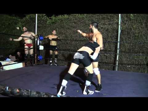IPWA Wrestling In The Rain - קר� ש��ש��ת