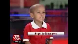 Meet India's super kid Kautilya Pandit