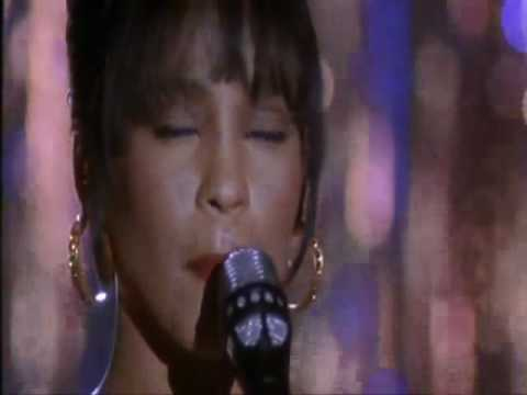 Whitney Houston I Will Always Love You - The Bodyguard - Guarda Costas video