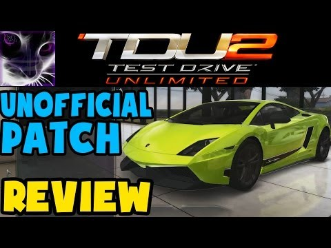 Test Drive Unlimited 2 (TDU2) - Unofficial Patch Update 0.4 - REVIEW