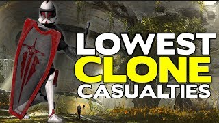 3 of the Safest Jobs a Clone could be assigned to