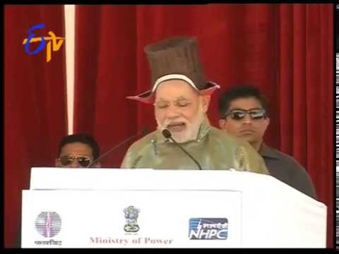 PM Narendra Modi in Leh, Kargil : As it happened