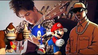 10 Músicas de Games que Marcaram Época por Fabio Lima