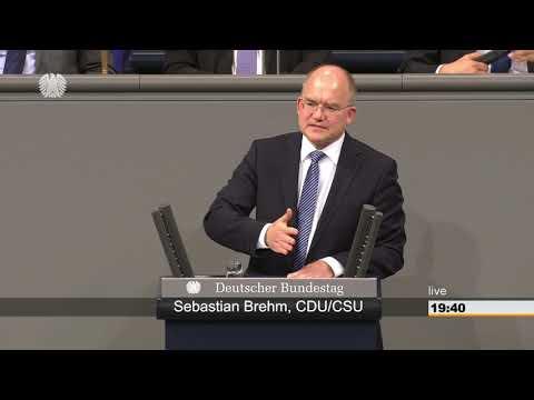 55. Sitzung des Bundestags - Kamerun