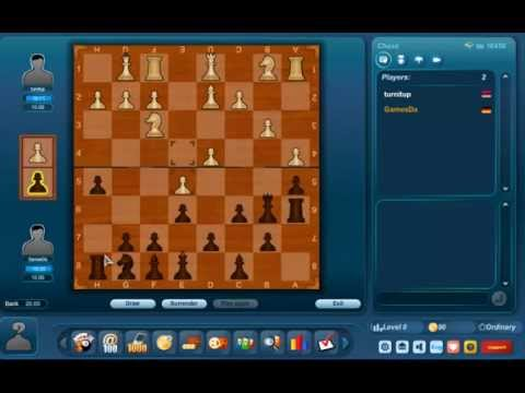 Play Free Chess Online at GamesDa.com