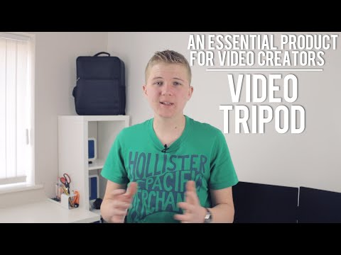 Video Tripod | An Essential Product For Video Creators