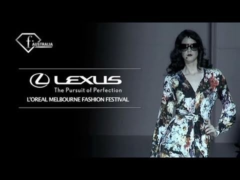 Fashiontv Oceania - ftv123.com | Lexus - LMFF Highlights