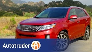 2014 Kia Sorento - SUV | New Car Review | AutoTrader.com