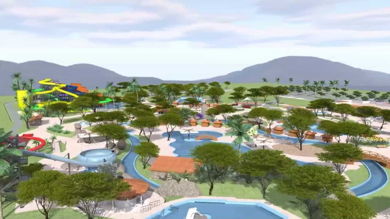 Dugopolje Croatia  city photo : Dugopolje Aquapark Croatia Promotion YouTube