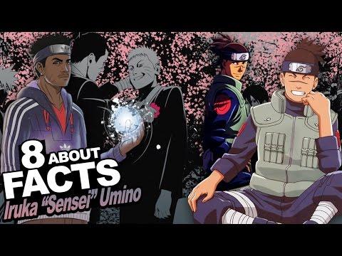 "8 Facts About Iruka Sensei You Should Know!!! w/ ShinoBeenTrill ""Naruto Shippuden Anime"" thumbnail"