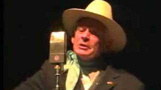 "National Cowboy Poetry Gathering: Don Edwards and ""Little Joe The Wrangler"""