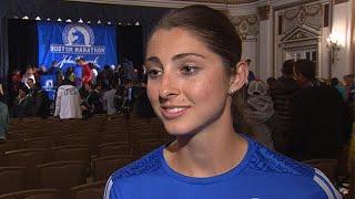 'Complete Disbelief': Women's Boston Marathon Runner-Up A Previous Unknown