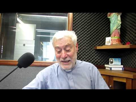Mamerto Menapace visita Radio María Argentina