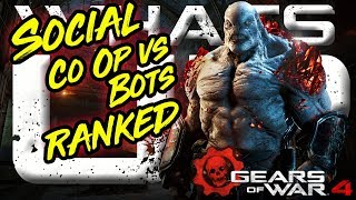 GEARS OF WAR 4 | Whats Up Gears 12th July RUBY SCION UPDATE
