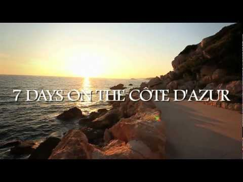 7 Days On The Cote D'Azur [Fun/Travel]