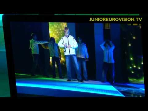 First rehearsal of Yury from Belarus - Kyiv 2009 Video