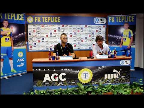 Tisková konference Dana Šmejkala po utkání s Jabloncem (13.8.2017)