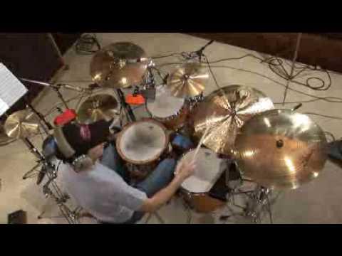 Afro Green - Afro Cuban Big Band Drum Play Along - Joe McCarthy - Grammy Winning Afro Bop Alliance
