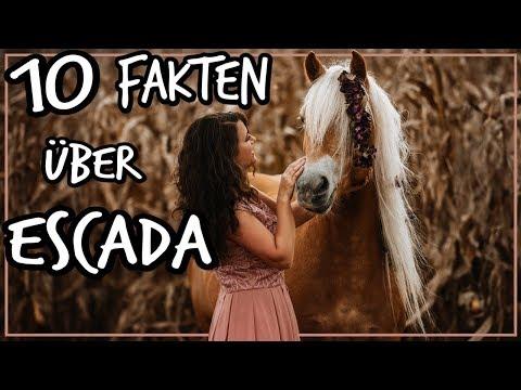 10 FAKTEN ÜBER ESCADA ♥