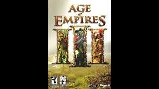 Age of Empires 3 Chaos vs Tan 1v1