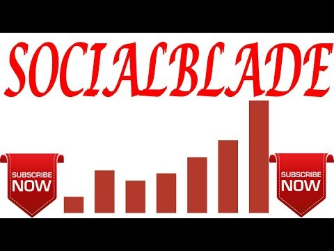 How to Improve your Channel with Socialblade