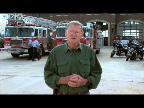 5/25/13 - Sen. Jim Inhofe (R-OK) Delivers Weekly GOP Address On Recovery in Moore, OK