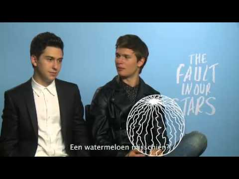 The Fault in our Stars - Interview Eline De Munck