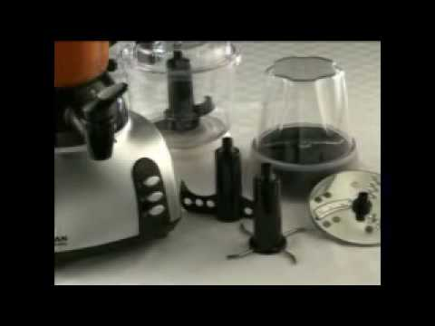 Multifunctional Food Processor 10
