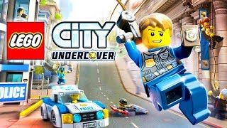 LEGO is the BEST Ever | Lego GTA V Adventure Game | Lego City Undercover Gameplay