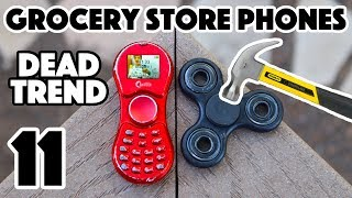 Bored Smashing - GROCERY STORE PHONES! Episode 11