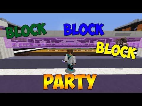 НЕ РАЗПОЗНАВАМ ЦВЕТОВЕ?! - Minecraft: BlockParty.