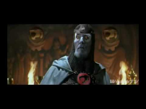 Thunder  Movie on Thundercats Movie Trailer Fanmade