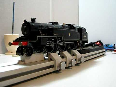 Hornby 4 MT DCC Sound. Lights and smoke