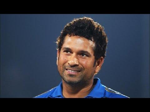 Sachin Tendulkar Wants To Make Cricket A Global Sport