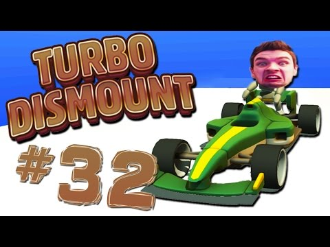HERE COMES SPEED RACER | Turbo Dismount - Part 32
