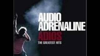 Watch Audio Adrenaline Goodbye video