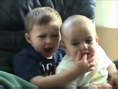 Video Bayi Lucu banget