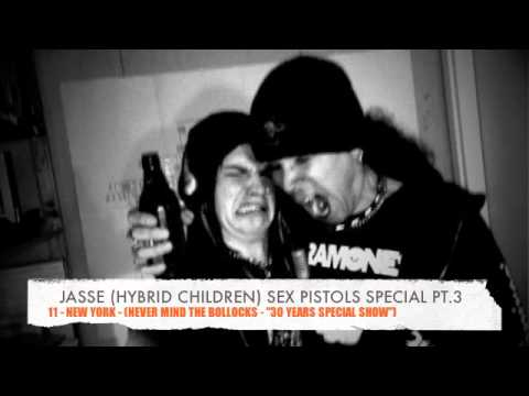Ultimate Rnr Show - Jasse (hybrid Children)-sex Pistols Special Show Pt.3 video