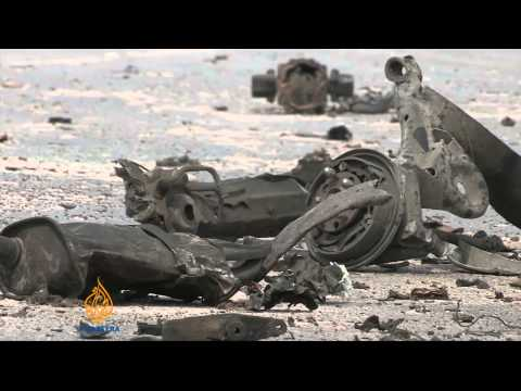 Al-Shabab fighters emboldened in Mogadishu