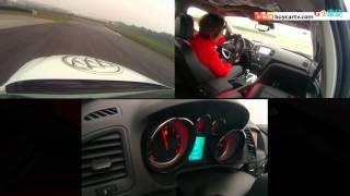 Buick君威GS賽道表現分析