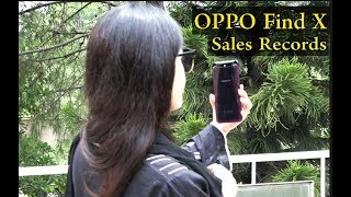 OPPO Find X sales Records   Motorola Moto E5 Play   Musical.ly App