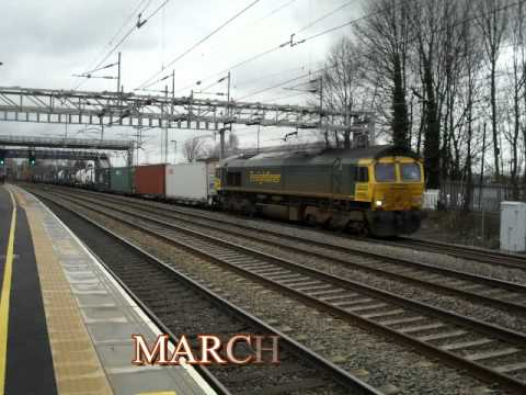 Part 1 of Highlights of 2010 in Photos of Trains, looked at all the photos i took from January 1st to December 31st 2010 annd put them all in an video, picke...