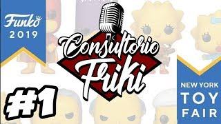 Nuevos Funko POP - New York Toy Fair 2019 - Consultorio Friki #1