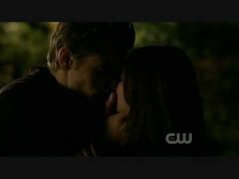 Stefan and Elena Sex Scene 1x10 The Vampire Diaries