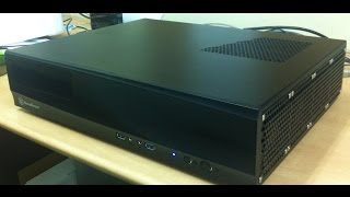 How to. HTPC SilverStone ML-03. Media Center