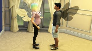 Make Room for Baby ! Fairy Family SIMS 4 Game Let's Play  Video Part 30