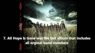 15 Slipknot Facts