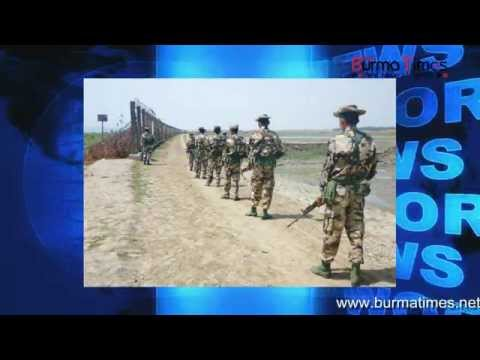 Burma Times TV  Daily News 03.04.2015
