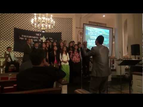 Mizo Adventist Youth Choir - Lalpa Rawng Chauh I Bawl Ang U (...